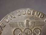 1936 Olympic Medallion