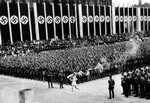 1936 Olympic Torch