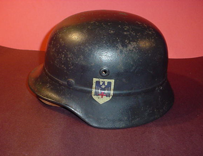Red Cross Helmet