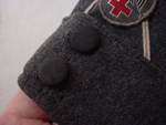 Red Cross Service Cap