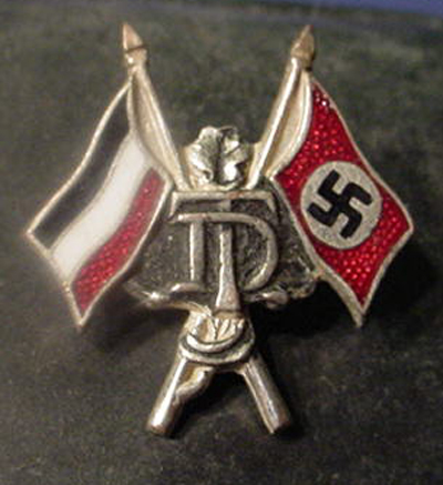 Turner Verien Lapel Pin