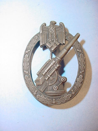 Army Flack Badge