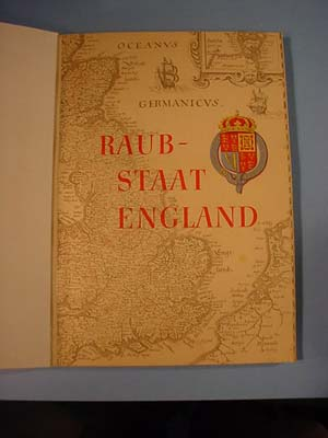 Raubstadt England Book