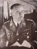Himmler Signed Book