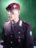 Italian Special Unit Uniform