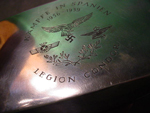Legion Condor Cigarette Case