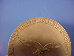 Goring Luftwaffe Medallion