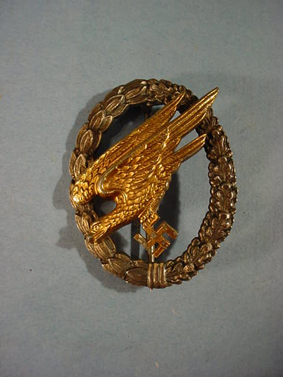 Parachutist's Badge