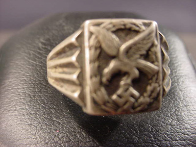 Luftwaffe Gunner Ring