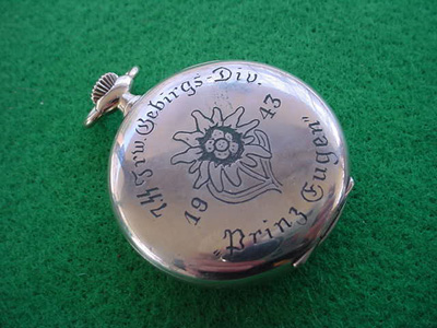 Prince Eugene Pocket Watch