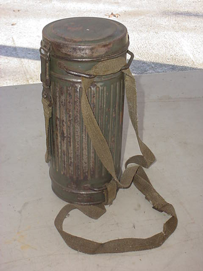 Gas Mark Canister